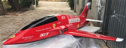 Aviation Jet Atlas Sports Jet Fully Composite ARF Kit