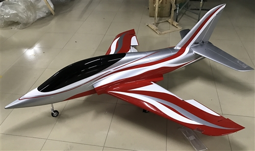 Aviation Jet Sparrow Sports Jet Fully Composite ARF Kit