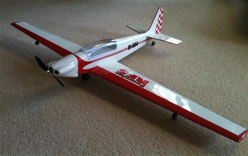 Dragonrc Fournier Rf5 Plug And Play Electric Glider Made