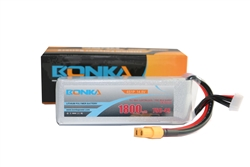 DragonRC-Banka Power 4S 75C 1800mah battery