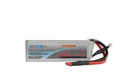 DragonRC-Banka Power 5S 55C 5200mah battery