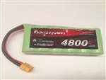 DragonPower 7.2v 4800mAh Ni-MH Receiver/power Pack with XT60 Connector