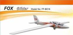 DragonRC - FlyFly Fox Scale Glider