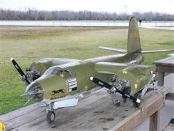 dragonrc martin b26 marauder bomber