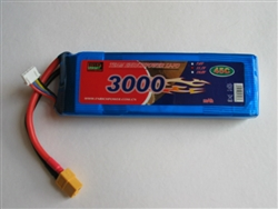 DragonRC-Enrich Power 3S 45C 3000mah battery with New Nano Conductive technology