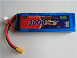 DragonRC-Enrich Power 4S 45C 3000mah battery with New Nano Conductive technology