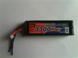 DragonRC-Enrich Power 5S 35C 3300mah battery with New Nano Conductive technology