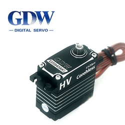 DragonRC - GDW  DS945MG 40/45/50kg  Metal gear High Voltage Coreless Digital Servo