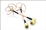 DragonRC- Iflightrc 5.8Ghz Clover Leaf Antenna Transmitter and Receiver Pair
