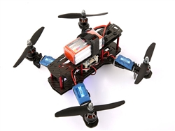 DragonRC - Iflightrc XBIRD Q250mm Mini CF Racing Spec Quadcopter