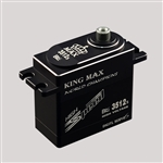 DragonRC  KingMax BLS3512S high voltage 31.2/39kg.cm torque high precision metal gears digital brushless standard servo