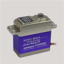 DragonRC  KingMax C1916HV Digital High Voltage High Torque Standard Servo