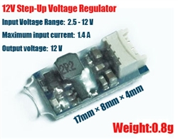 DragonRC - Sitela 12V Step Up regulator