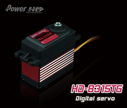 HD-8315TG Digital Servo Power HD