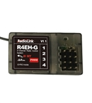 DragonRC RadioLink R4EH-G 2.4Ghz 4 Channel Car Receiver with Steering Gyro and ABS Braking