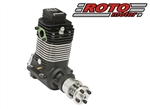 ROTO 35 FS - single cylinder four stroke gasoline RC airplane engine