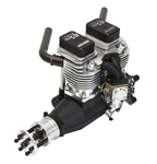 ROTO 85 FSI - two cylinder four stroke gasoline RC airplane engine