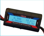 SFTRC - DragonRC 150A High Precision Watt Meter and Power Analyser. Operates from 4.8 to 60V.