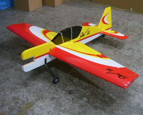 Dragonrc Profile Yak 54 20cc