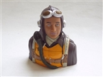 TopRCModel - DragonRC 1/5 Scale WWII American Pilot Bust