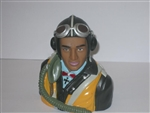 TopRCModel - DragonRC 1/5 Scale WWII German Pilot Bust