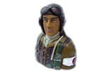TopRCModel - DragonRC 1/6 Scale WWII  Japanese Pilot Bust