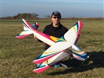DragonRC - Axiom 70 Biplane by Christophe Paysant-Le Roux