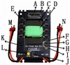 RCCSKJ - DragonRC 2104 Min Section Board Power box with 30A BEC