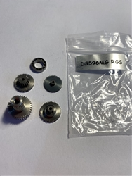 DS596MG Replacement Gear Set
