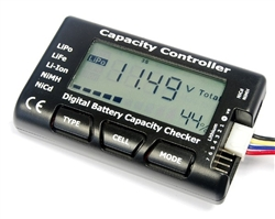 DragonRC CM7 Digital Battery Capacity Checker